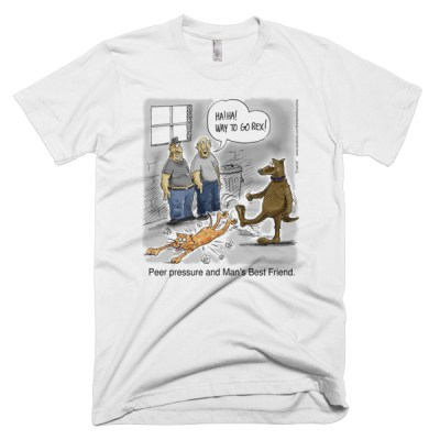 Man's Best Friend T-Shirts and Garments