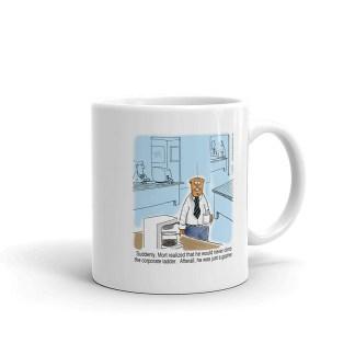office gopher coffee mug 11oz