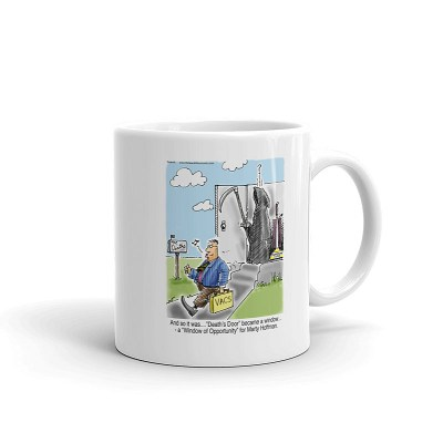 vac salesman coffee mug 11oz