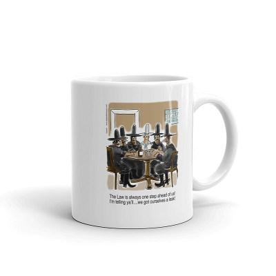western outlaw coffee cup 11oz