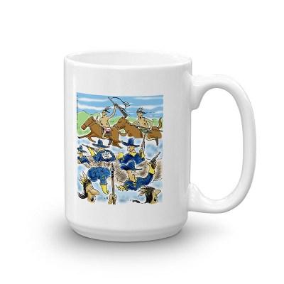 Scalp Me Coffee Mugs