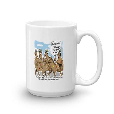 US Army Spy Randolph Smith Coffee Mugs