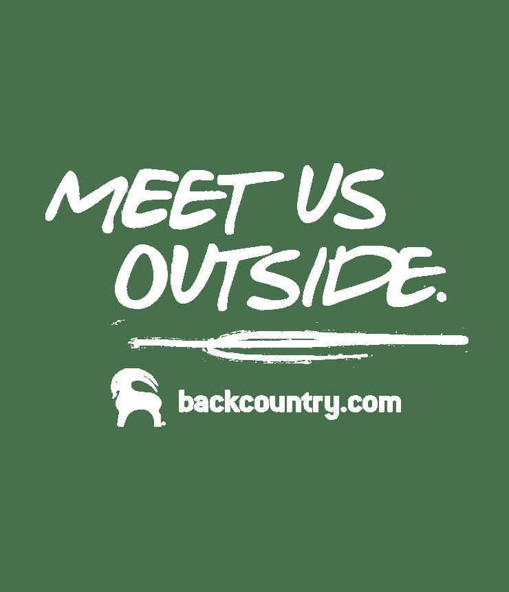 """Backcountry.com """"Meet us Outside"""""""