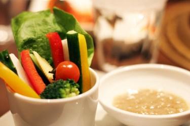 野菜スティックで大根が辛い時の対処法!お店の味に近づける方法