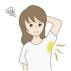 30代の女性の体臭の悩みの原因は加齢臭?突然わきがになるってあるの?