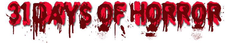 31 days of horror 2017