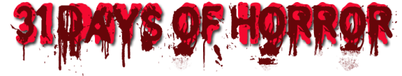 31 days of horror 2017