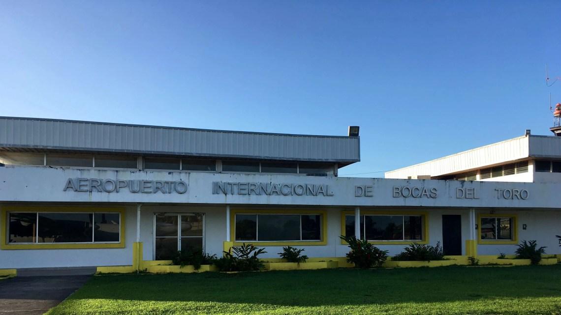 Aeropuerto Internacional de Bocas del Toro