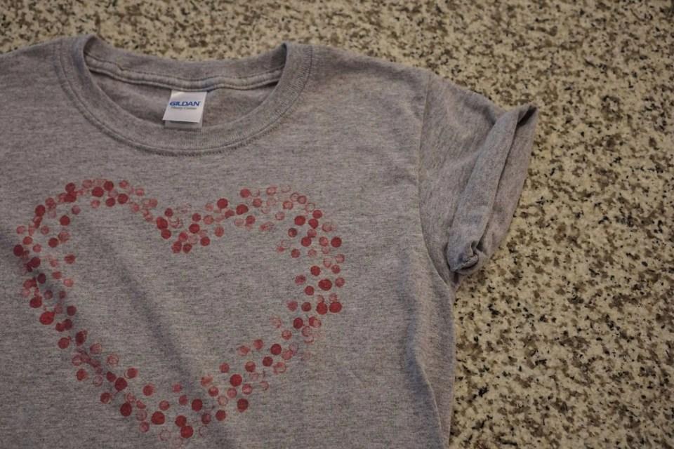Valentine's Day (DIY) T-Shirt