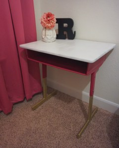Vintage Desk Make Over