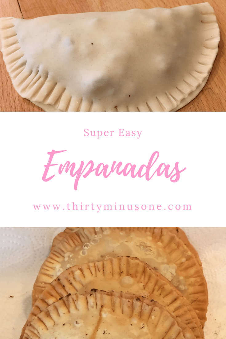 Quick and Easy Empanadas