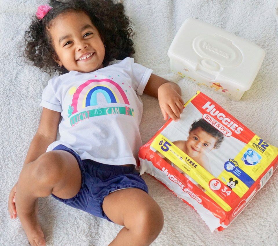 I'm Giving Back this Holiday Season with a little help from Kroger and Huggies