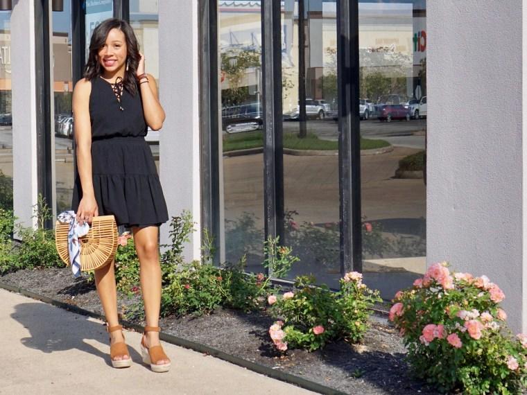 Trendy Thursday LinkUp + Two Looks & One Black Dress