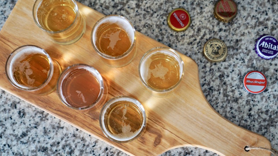 Beer Flights and Fútbol, Six Beers to have while Watching the Soccer Tournaments