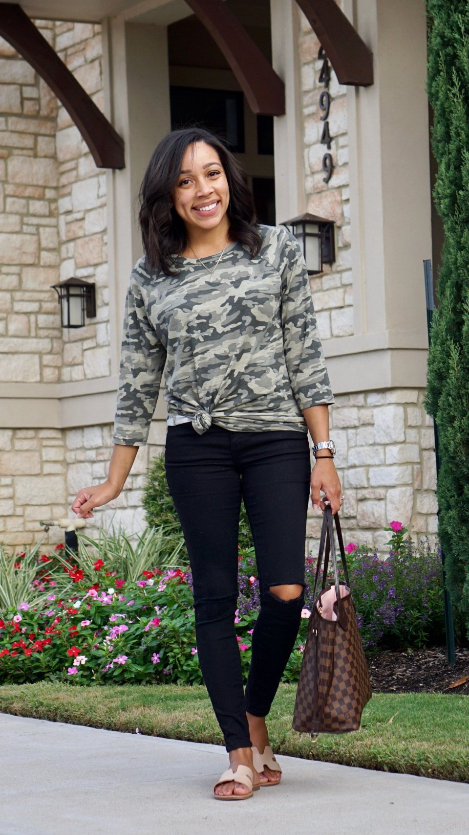 Trendy Thursday LinkUp + I'm a Little Camo Obsessed!