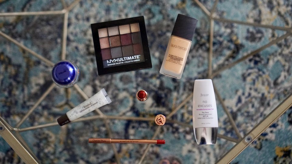 Friday Favorites: Fall/Winter Beauty Products I'm Loving