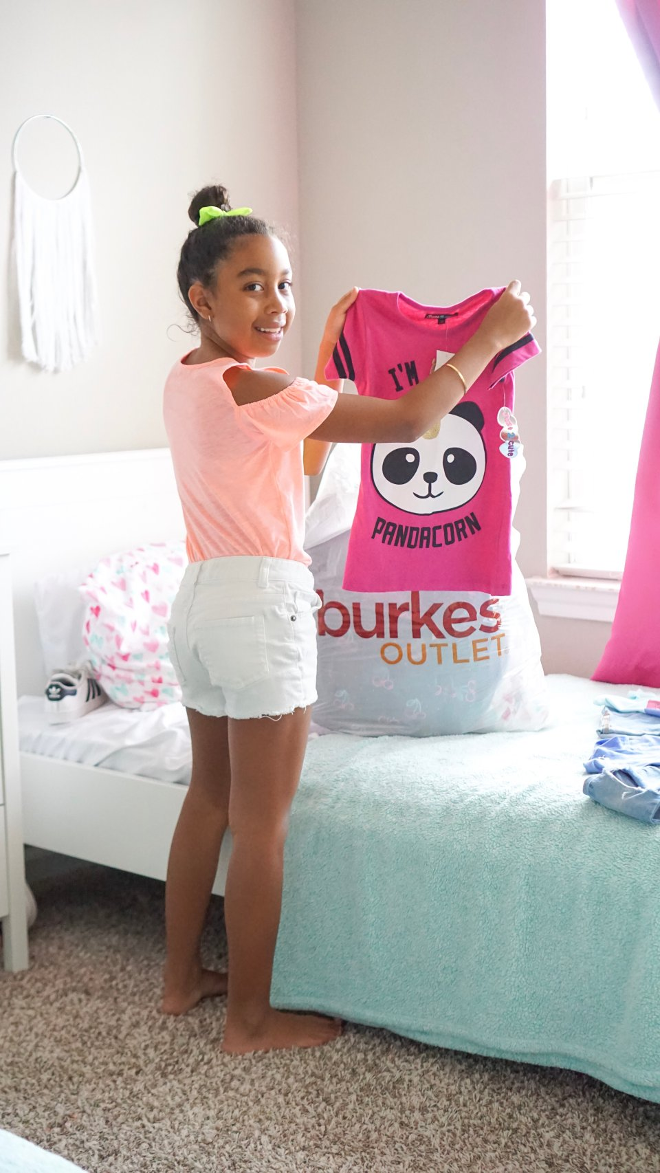 Back to School Shopping and Trendy Finds at Burkes Outlets