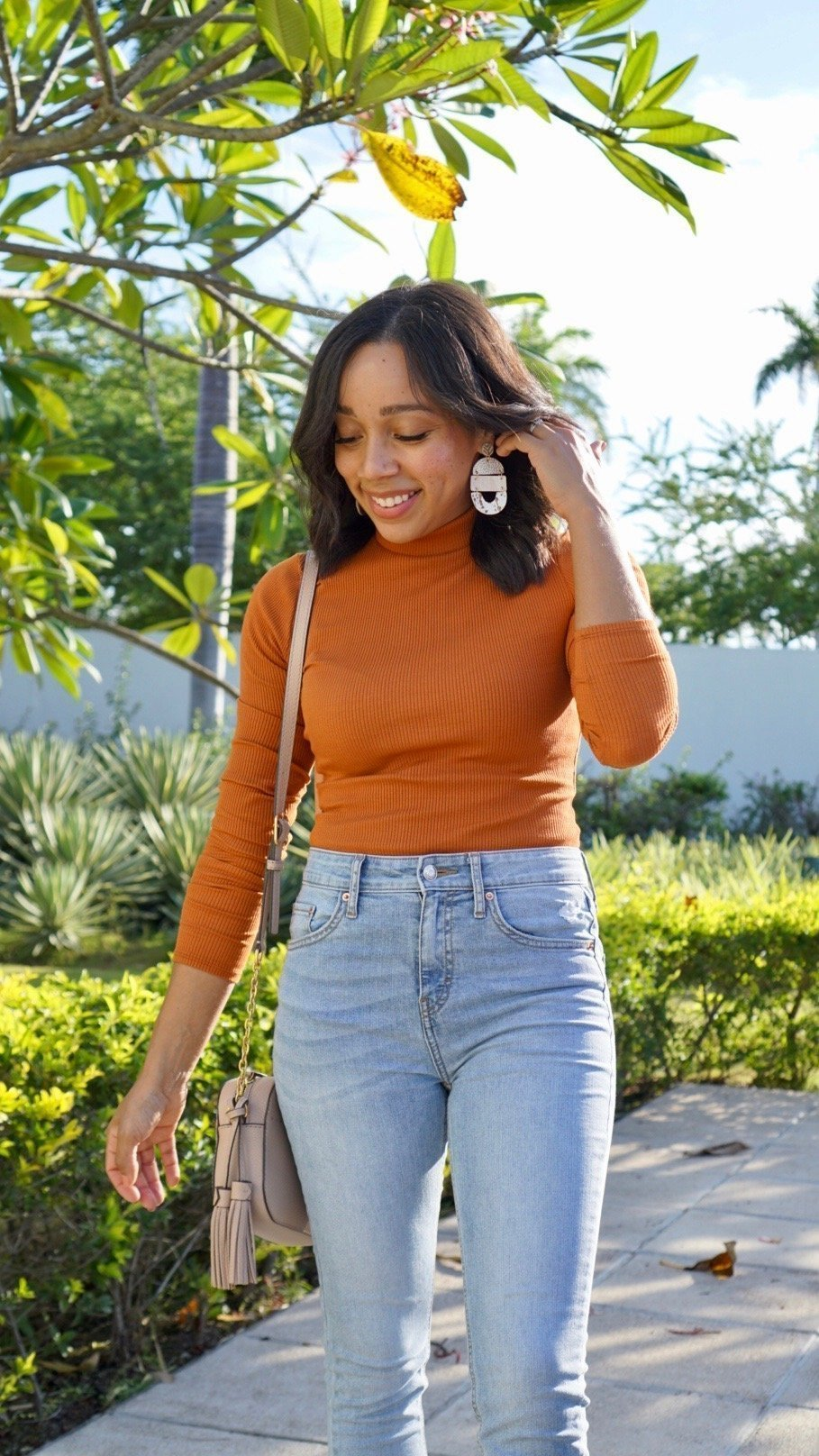 Trendy Thursday LinkUp + Five Colors I'm Loving for Fall