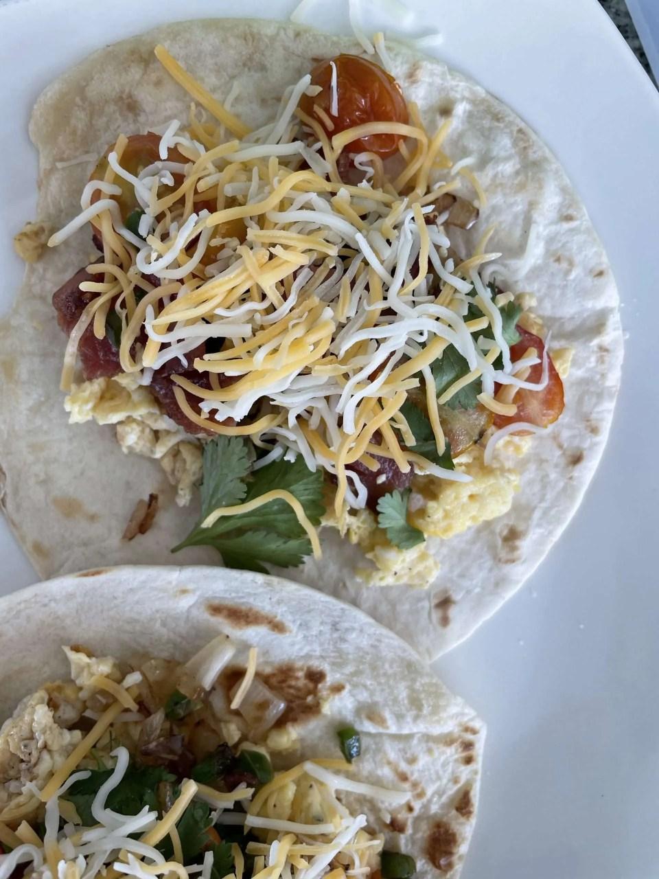 FOOD: Easy and Tasty Breakfast Tacos Recipe