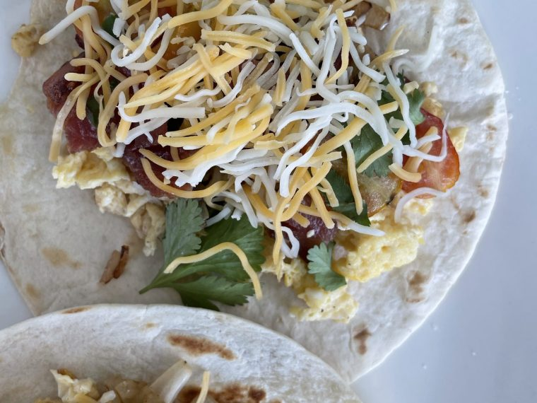 FOOD: Easy and Tasty Breakfast Tacos Recipe