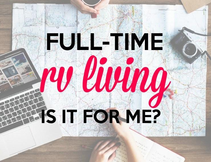 RV Full-Time Living
