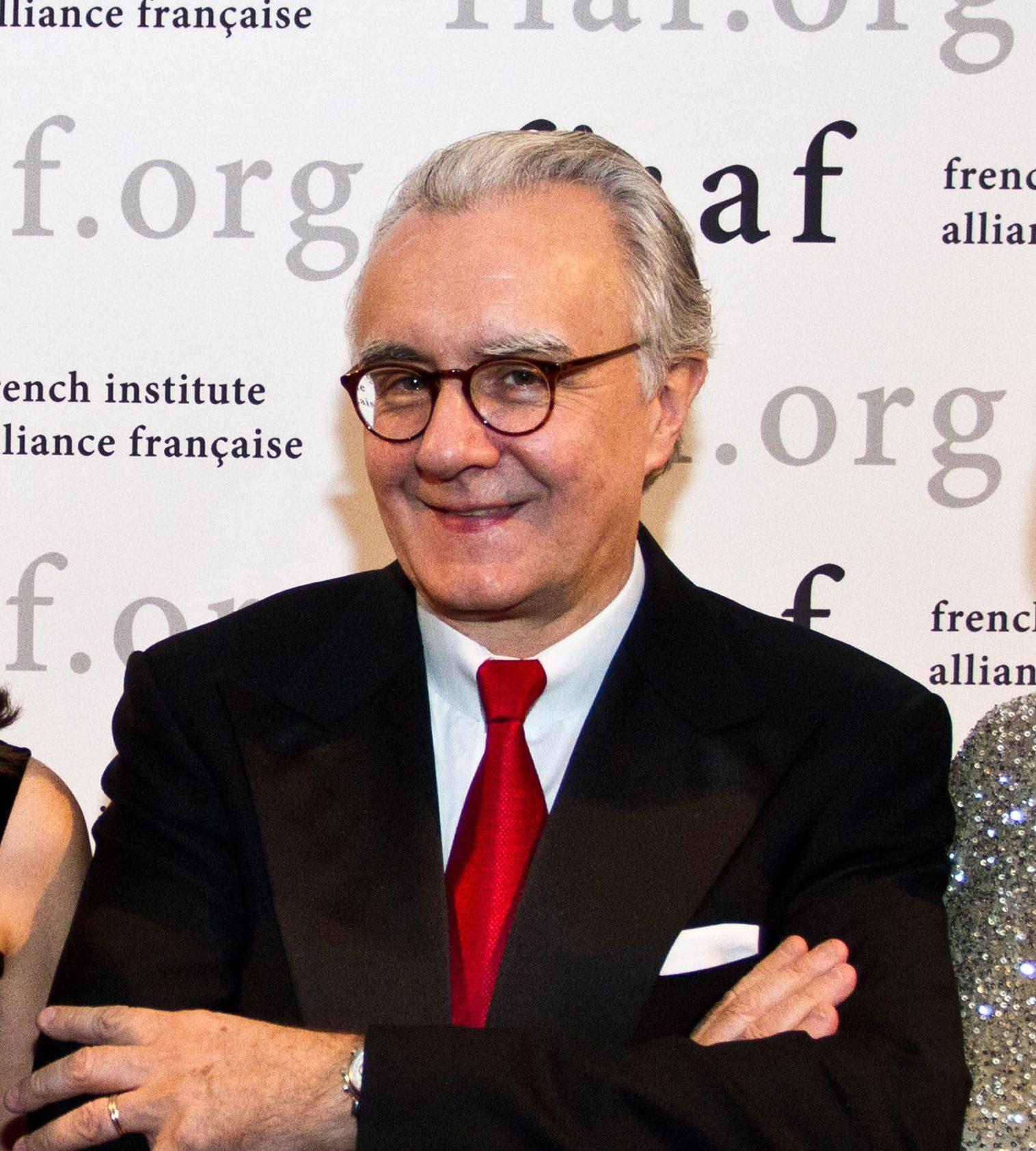 Alain Ducasse | 2011 Trophée des Arts