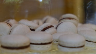 A must: the macaroons