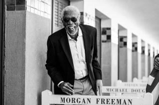 Morgan Freeman (c) Stéphane Kossmann