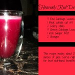 Heavenly Red Devil Juice