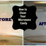 How To Clean A Microwave Easily