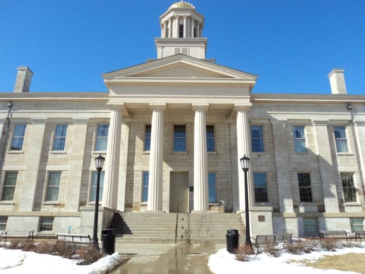 Iowa City Capitol Building