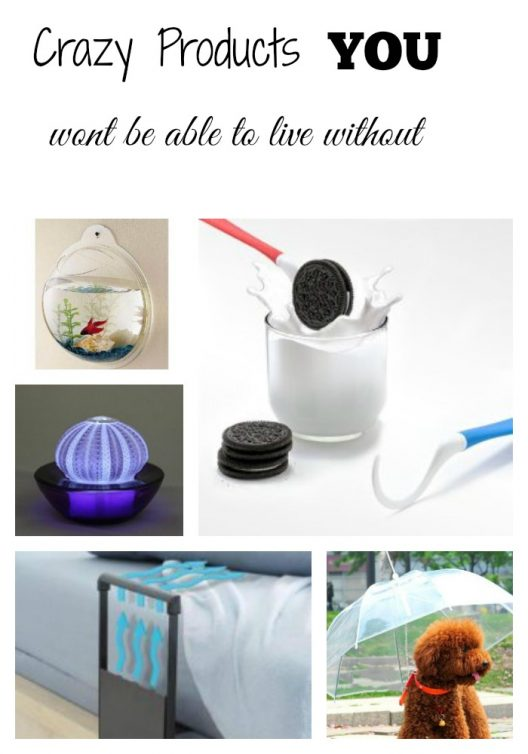 Crazy Products You Wont Be Able To Live Without