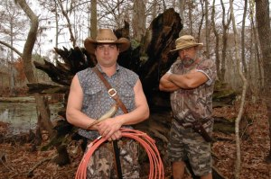 Swamp People Jeromy Pruitt & David La Dart Interview