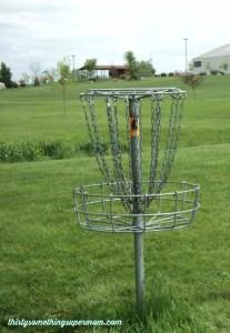 Free Outdoor Family Fun-Disc Golf