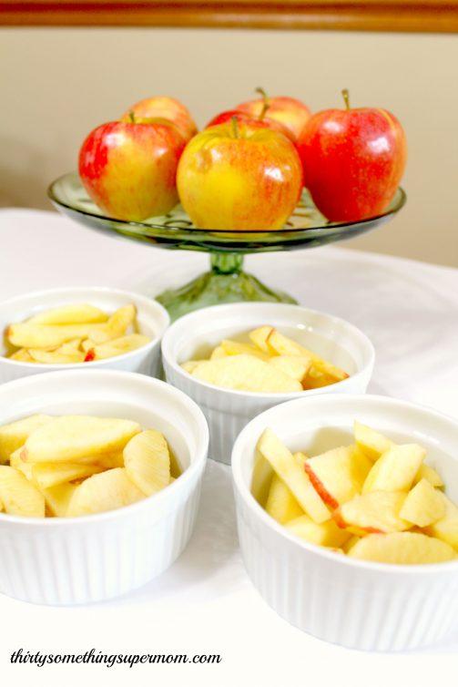 Apples & Cream