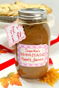 How to Make Applesauce In a Crockpot