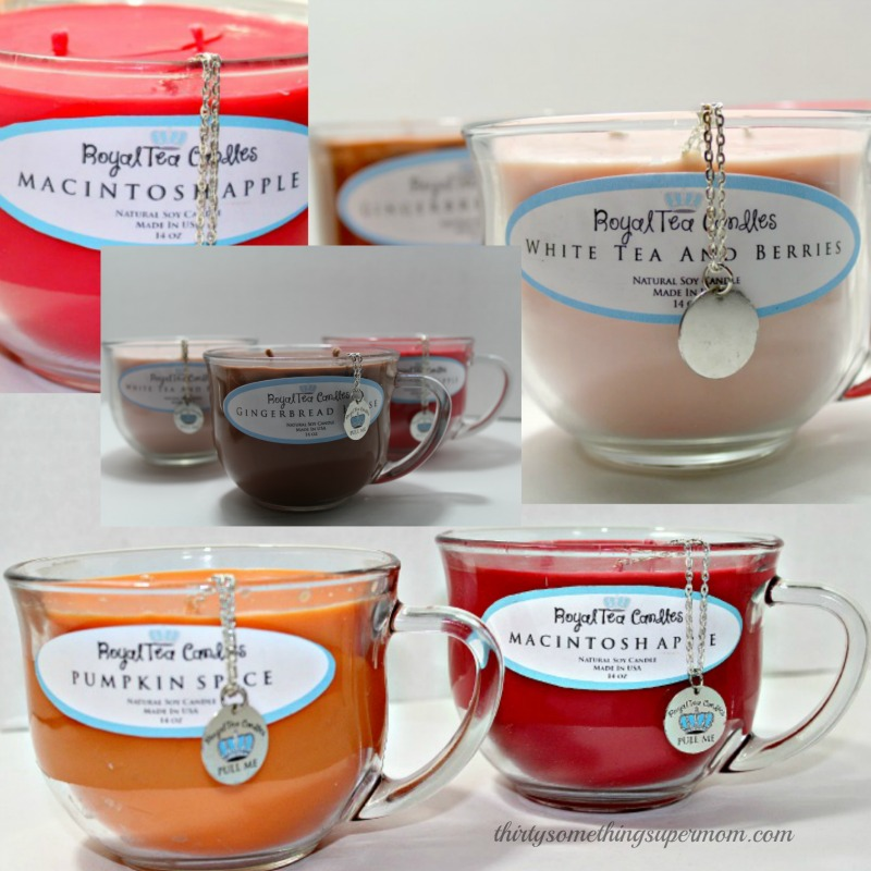 Surprise Candles New Potpourri