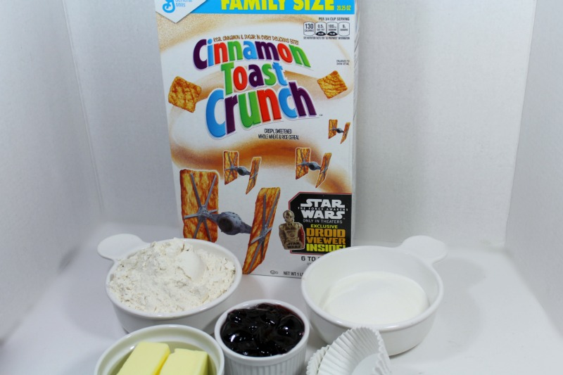 Enjoy the Star Wars Movies with Tatooine Tarts
