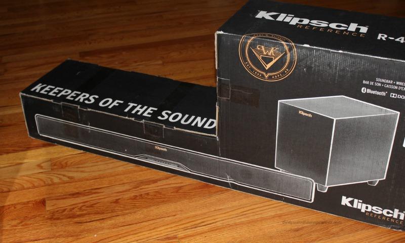 Klipsch Virtual Surround Sound Bar
