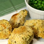 Parmesan & Herb Baked Chicken Breast