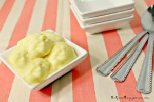 Easy Peasy Cheesecake Ice Cream