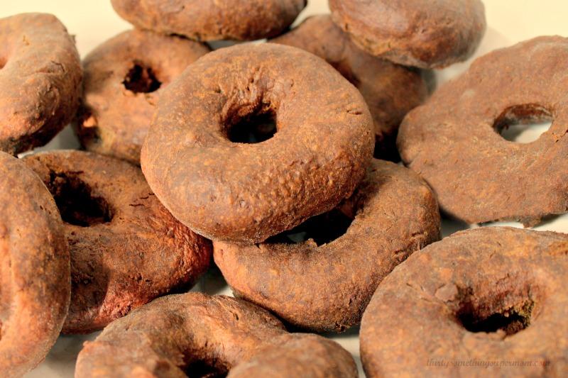 Easy Chocolate Doughnut Recipe