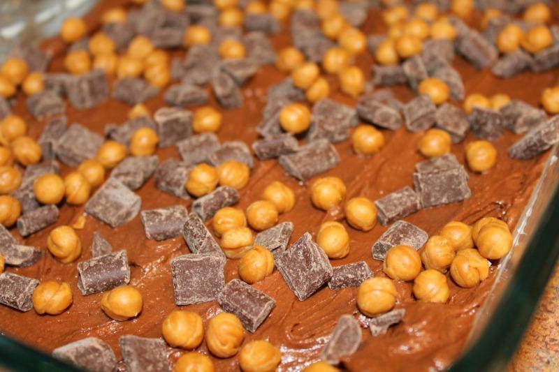 Chocolate Caramel Brownie Recipe