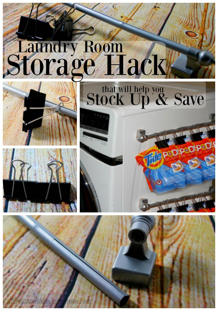 Stock Up and Save with this Storage Hack