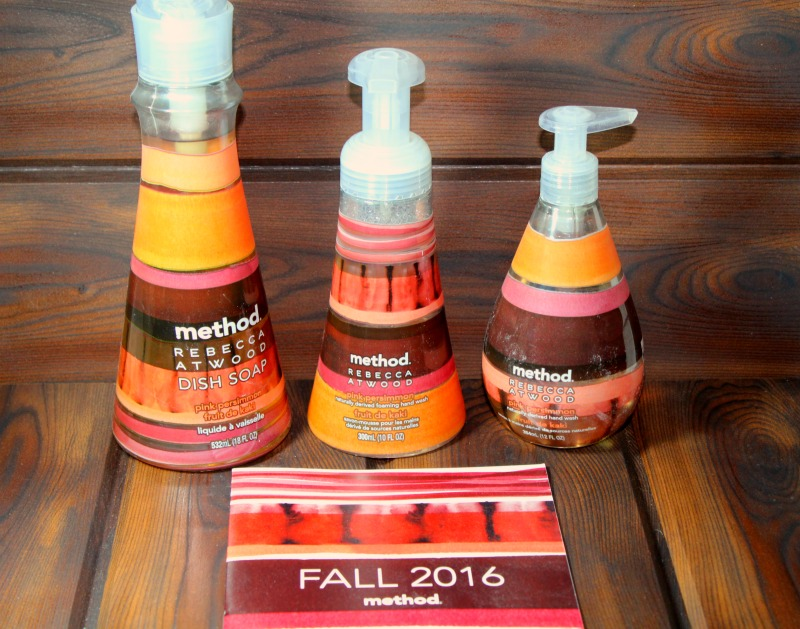 Update your soaps with the Rebecca Atwood Fall Collection in this giveaway