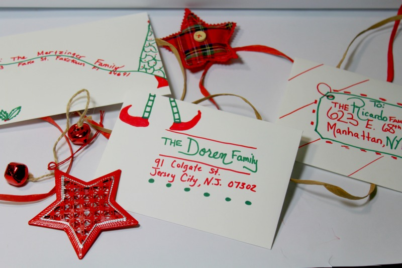 Send your Christmas Greetings in Style
