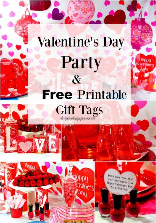 valentine's day party & free valentine printables, Ideas
