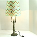 My Love of Garage Sales & DIY Lamp Makeover