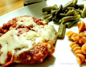 Stove Top Chicken Parmesan Recipe