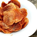 Homemade BBQ Chips